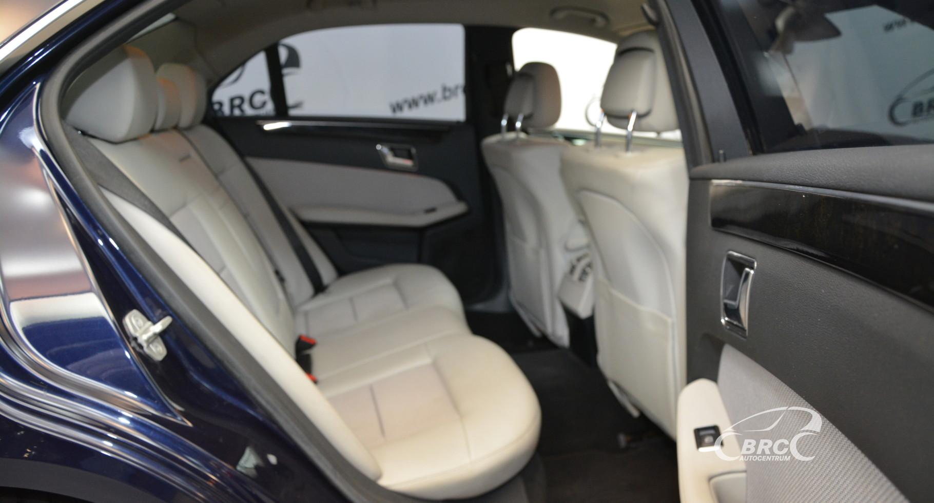Mercedes-Benz E 350 CDI Avantgarde Automatas