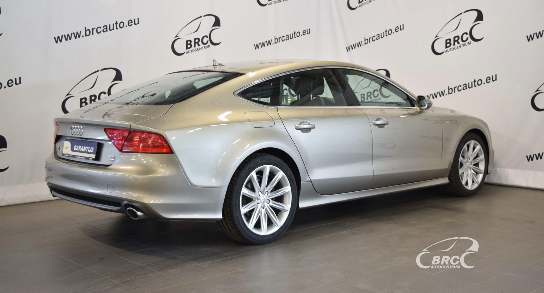 Audi A7 Sportback S-Line TDi Quattro