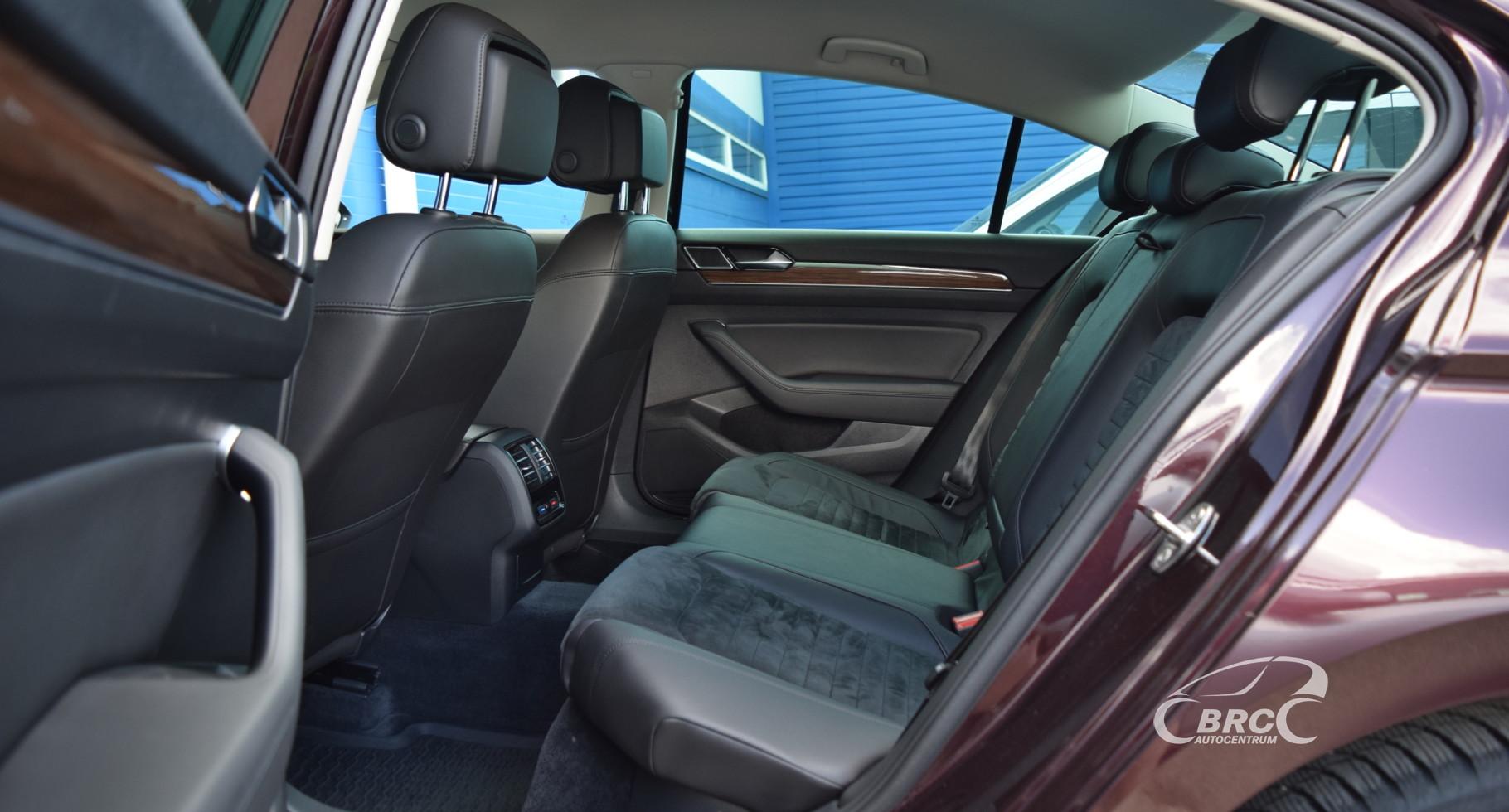 Volkswagen Passat TSi DSG