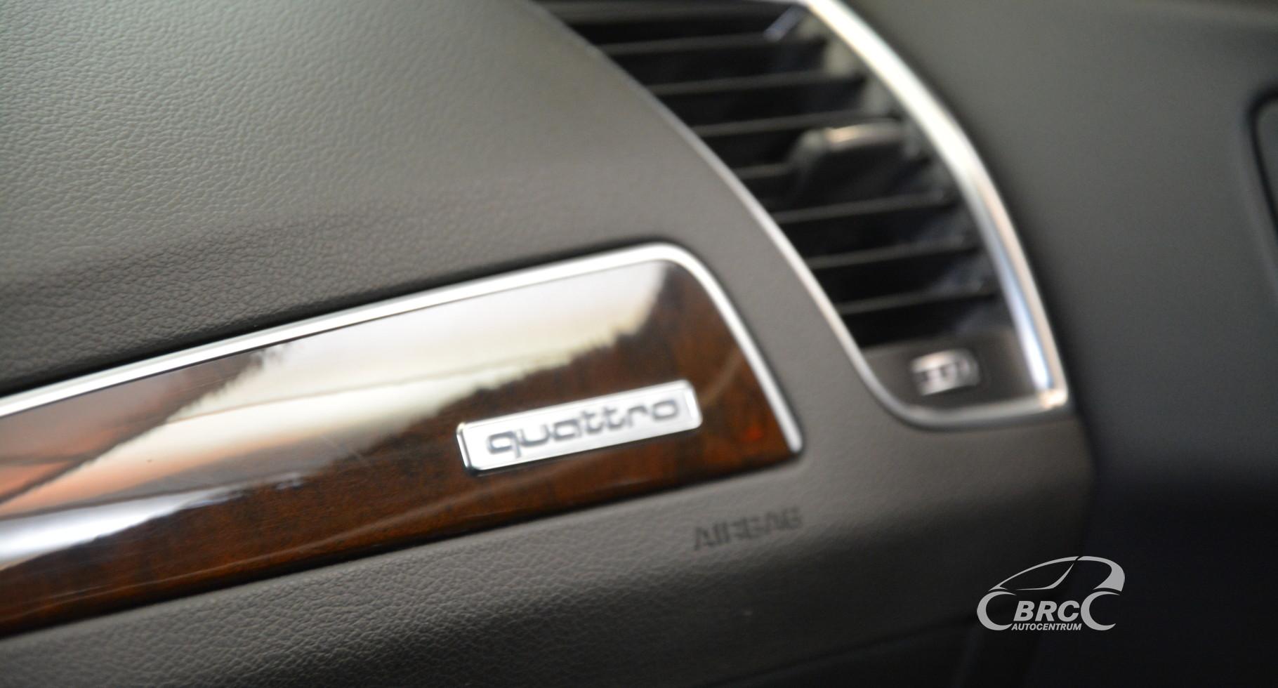 Audi Q5 2.0 TSI Quattro Premium Plus