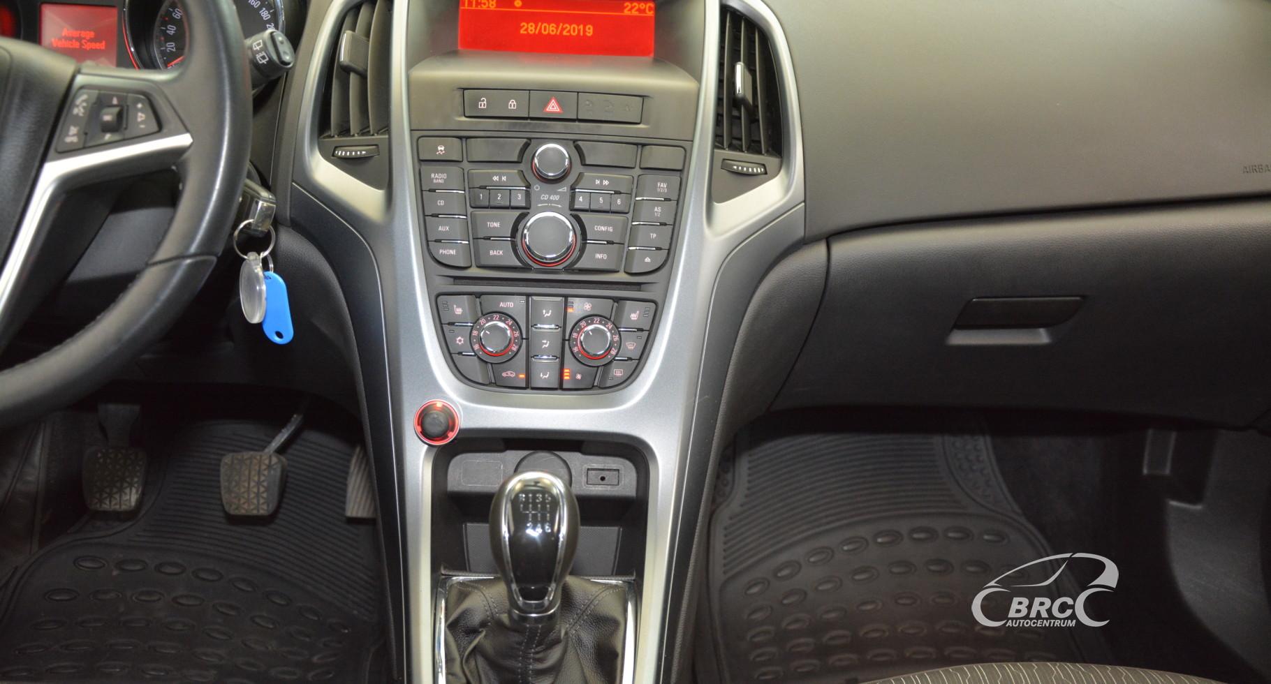 Opel Astra 1.7 CDTi Sports Tourer Enjoy