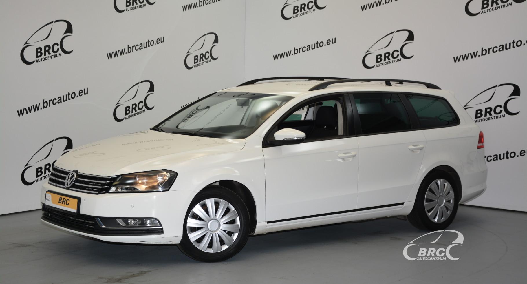 Volkswagen Passat 1.6 TDI BlueMotion Variant