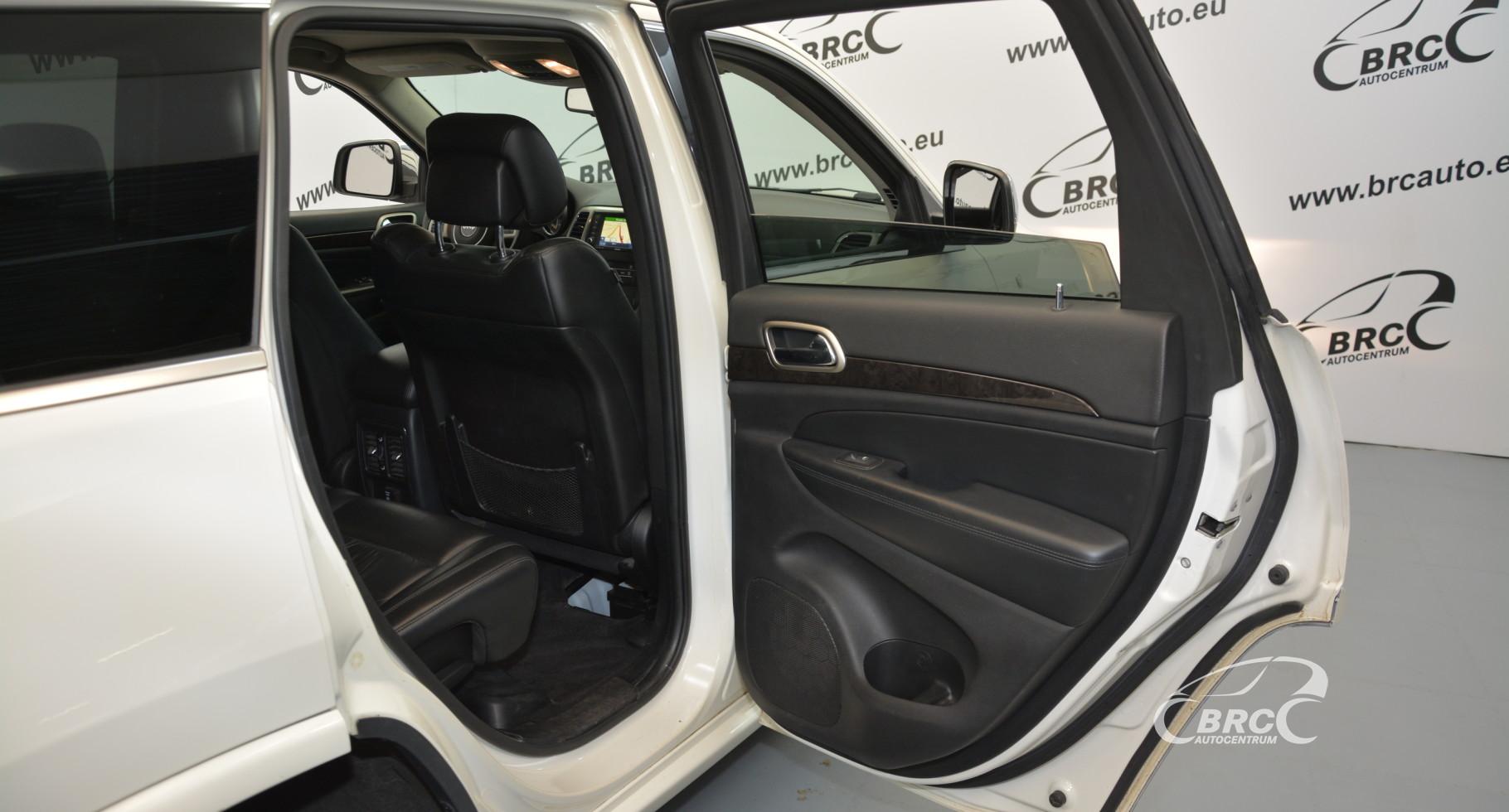 Jeep Grand Cherokee 5.7 HEMI Automatas