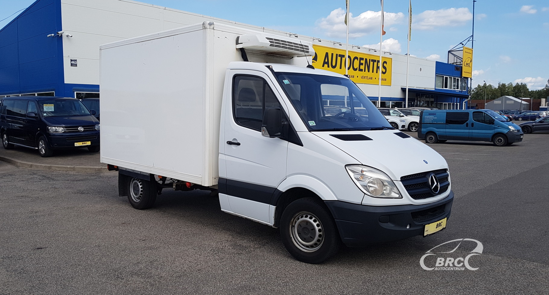 Mercedes-Benz Sprinter REF