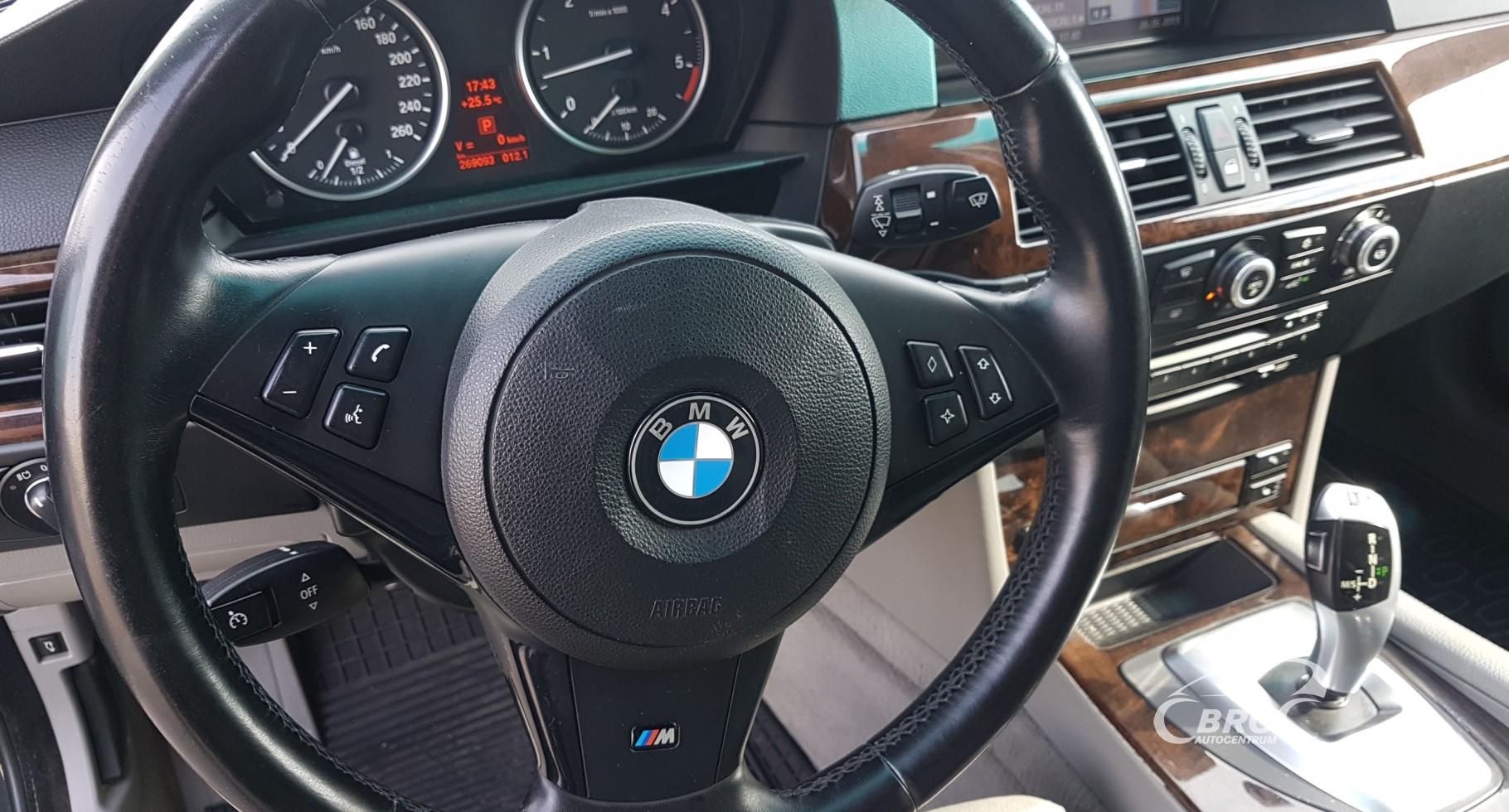 BMW 525 d X-drive Automatas