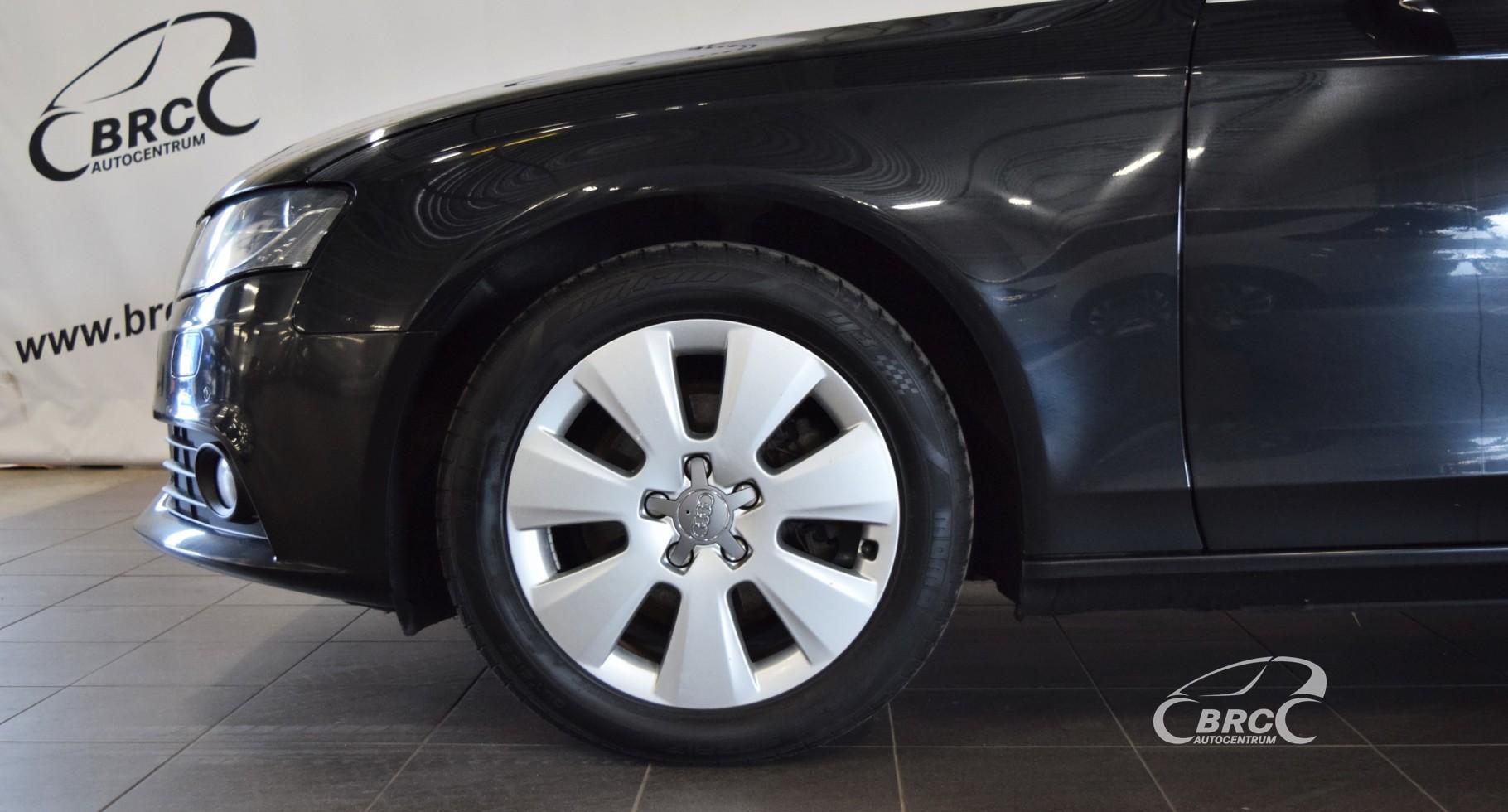 Audi A4 Sedan TDI