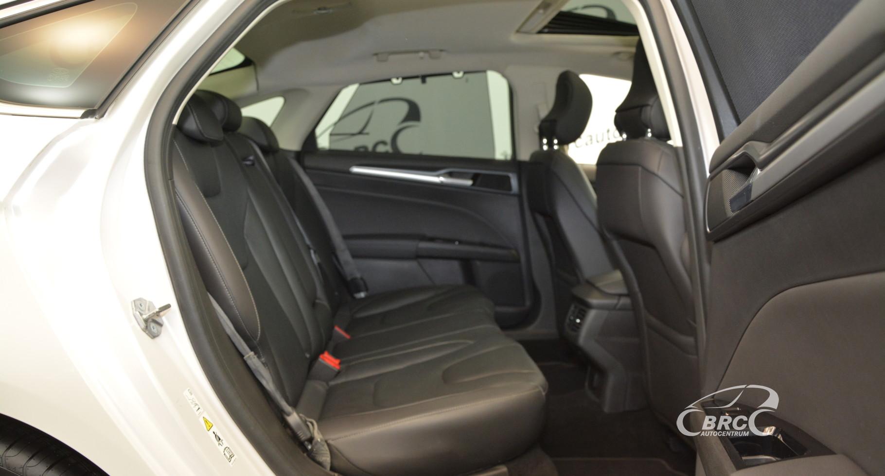 Ford Mondeo 2.0TDCi Automatas
