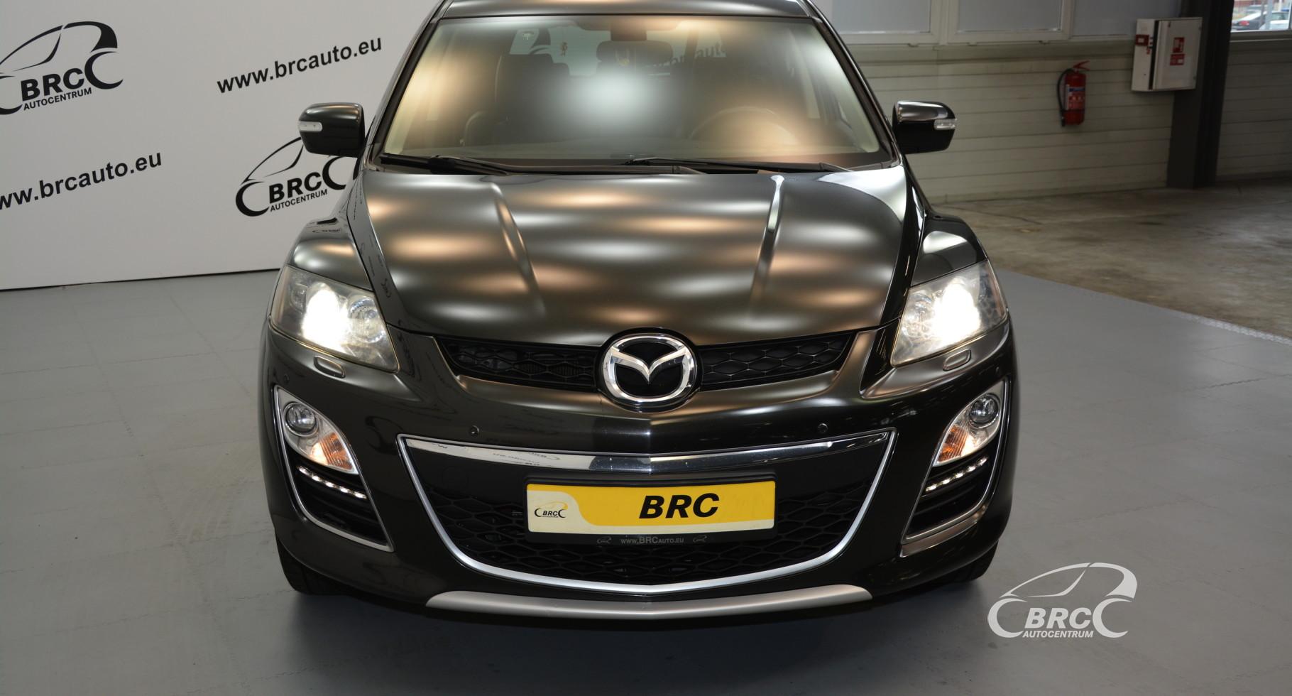 Mazda CX-7 2.2 MZR-CD AWD
