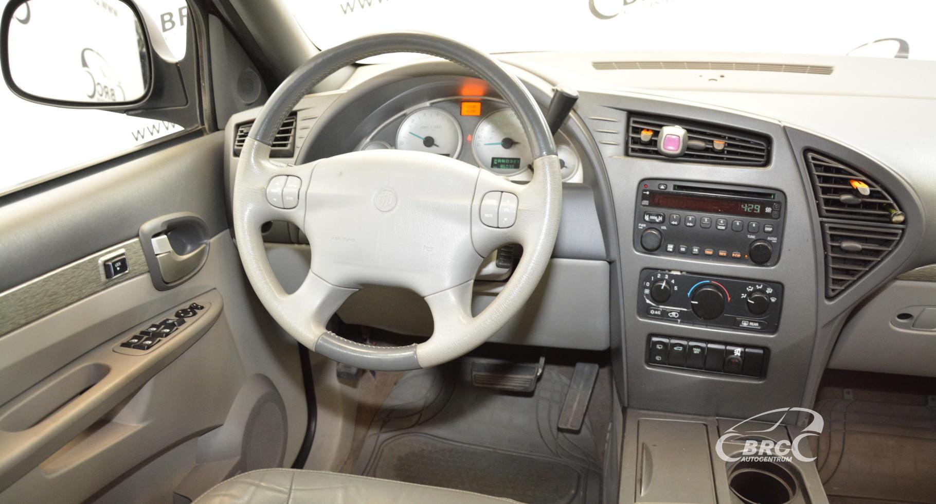Buick Rendezvous 3.4 CX Automatas