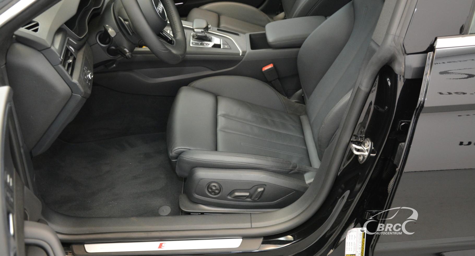 Audi A5 2.0 TFSI Quattro S-line Automatas
