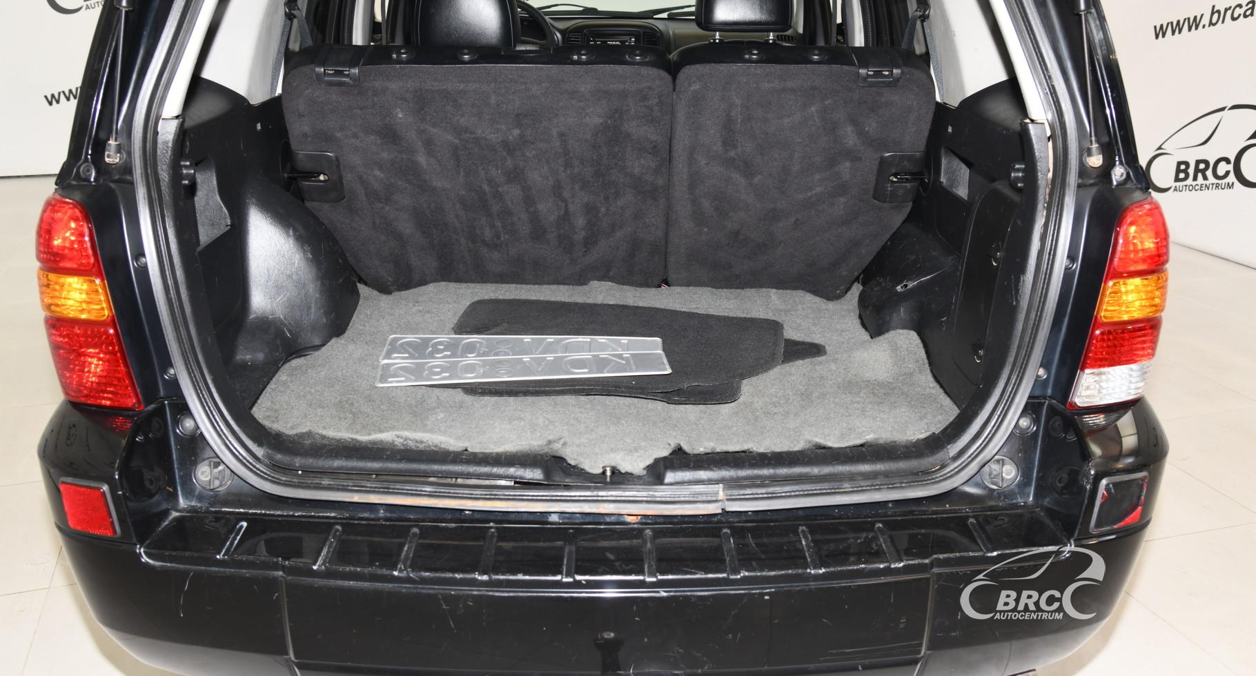 Ford Maverick 3.0 V6 24V XLT 4x4 Automatas
