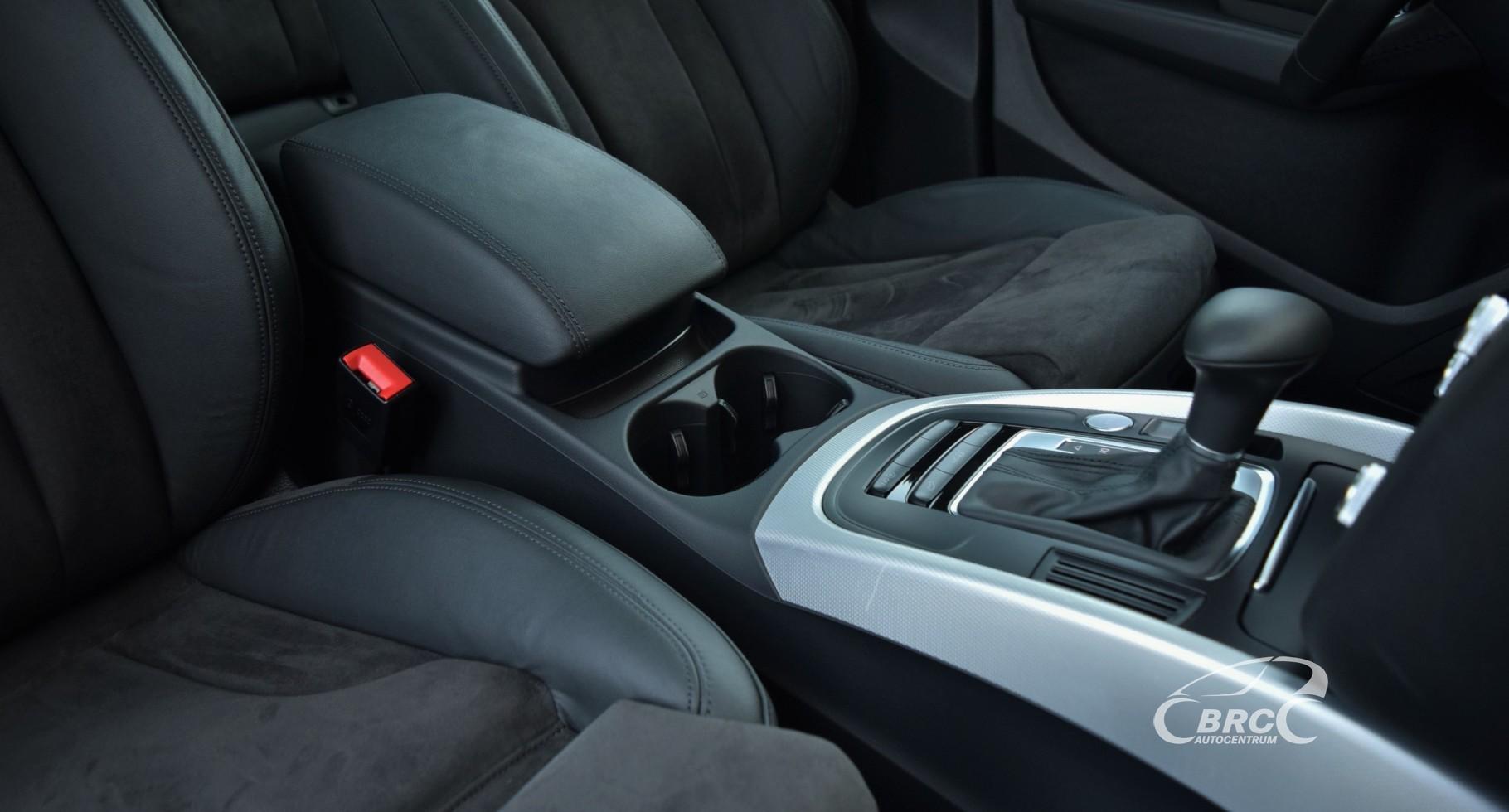 Audi Q5 S-Line Quattro TDi
