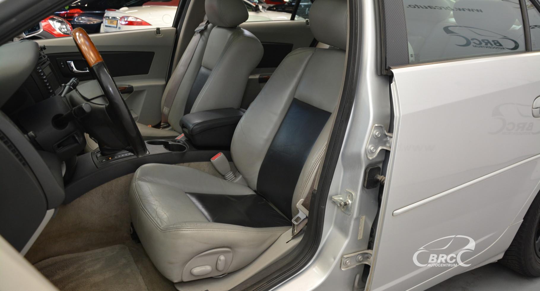 Cadillac CTS 3.2i V6 Automatas Dujos