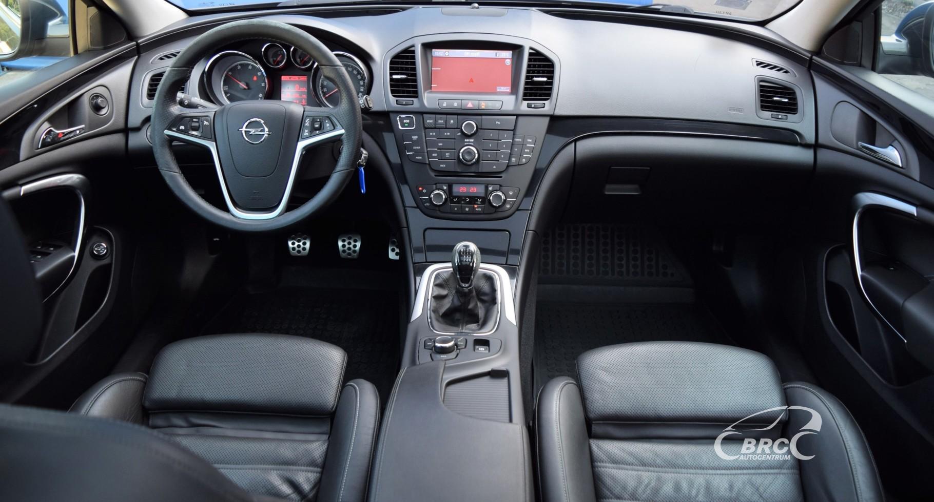 Opel Insignia Sports Tourer EcoFlex