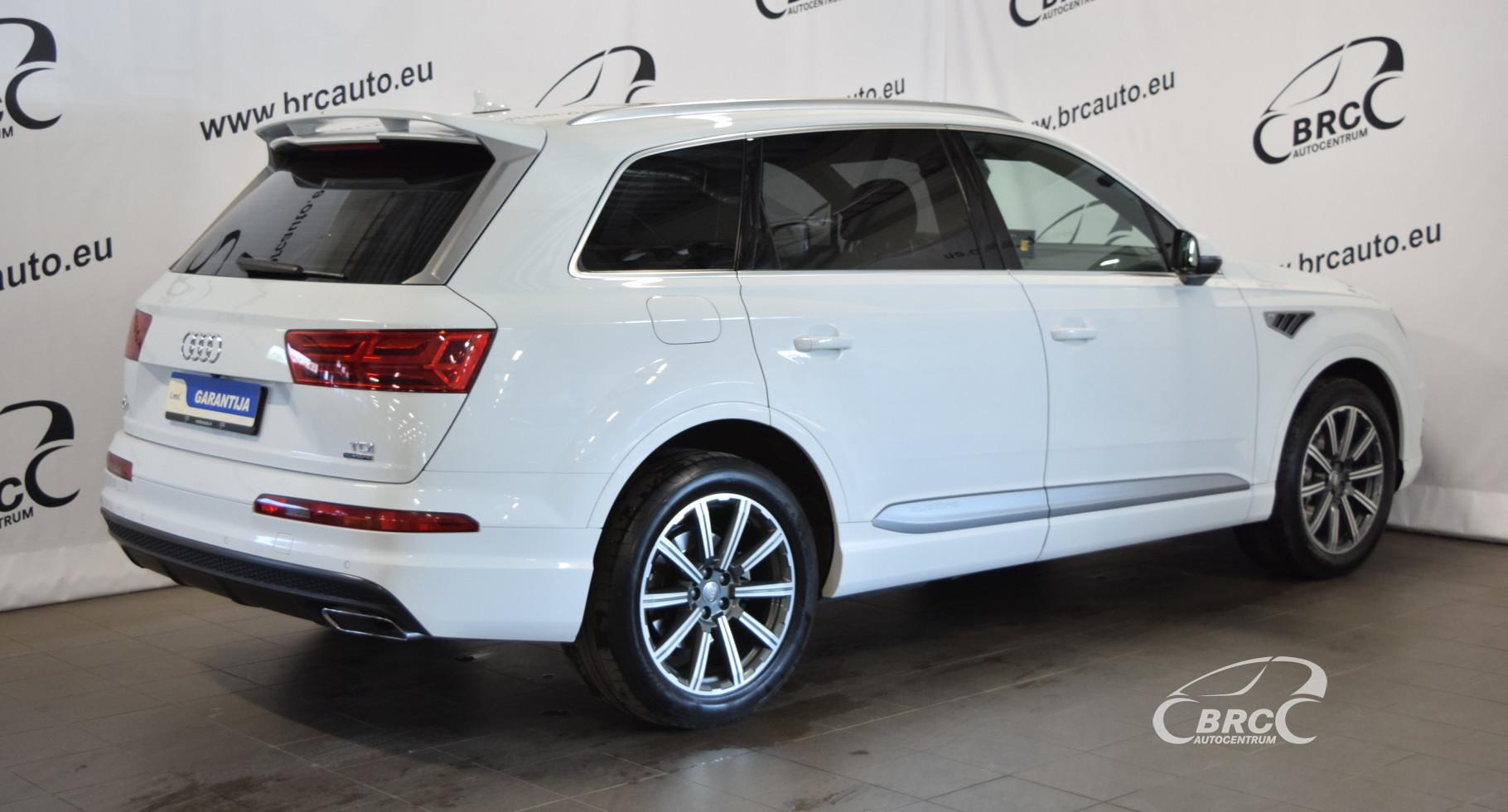 Audi Q7 TDi Quattro S-Line ABT