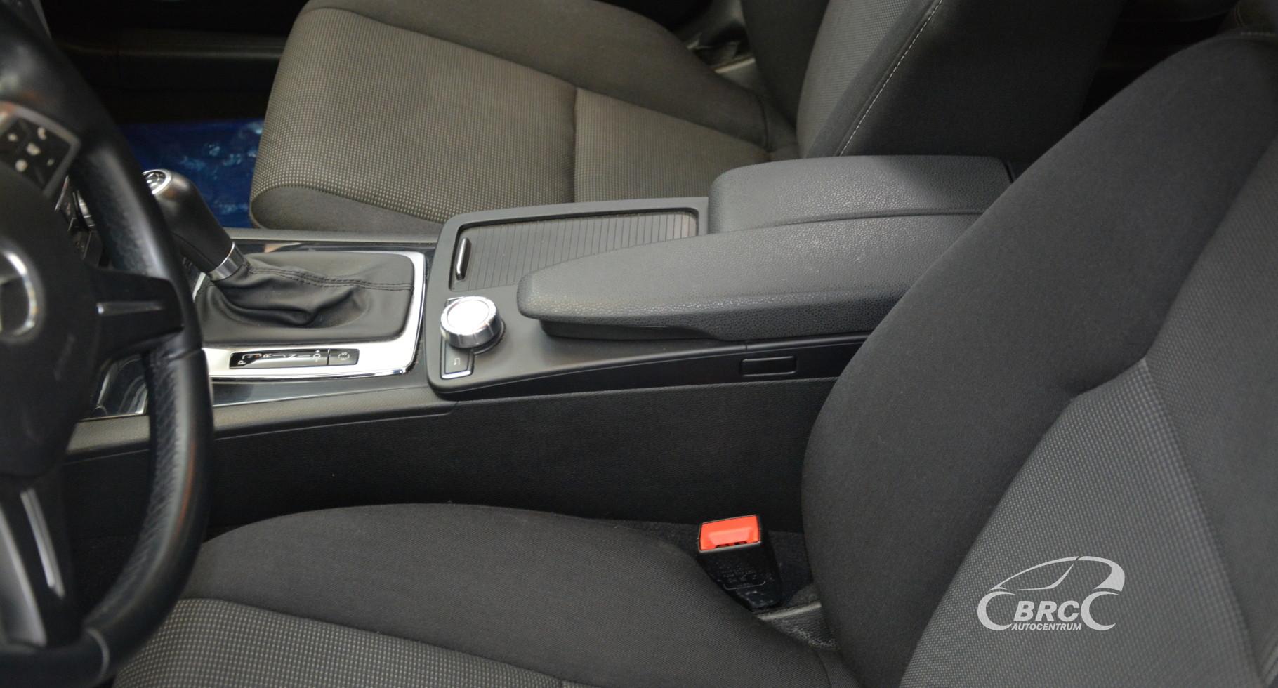 Mercedes-Benz C 200 T CDI Automatas