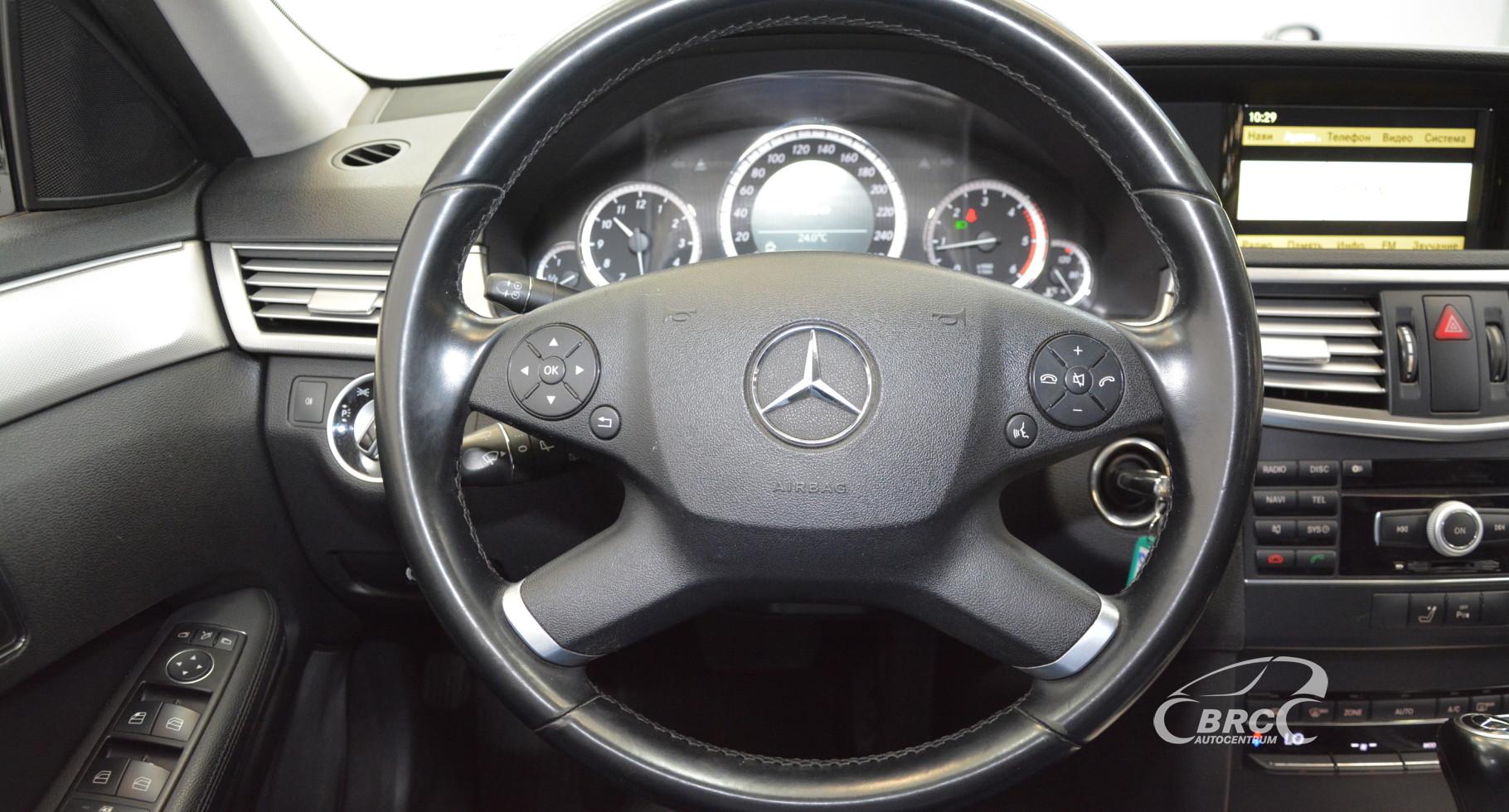 Mercedes-Benz E 220 T CDI Automatas
