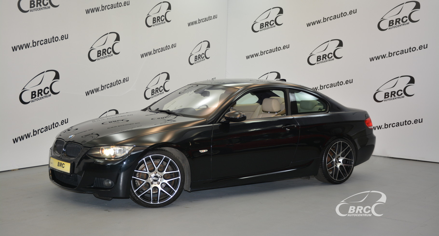 BMW 325 i Coupe M-packet Automatas