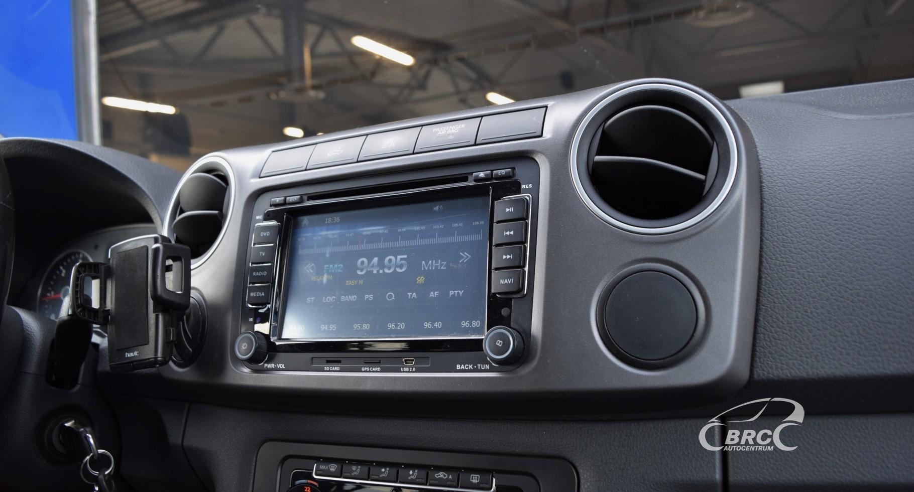 Volkswagen Amarok TDI 4Motion