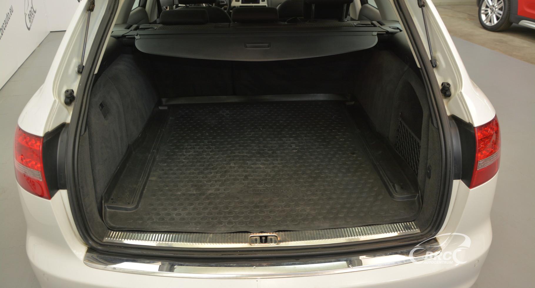 Audi A6 2.8 FSI Avant Quattro