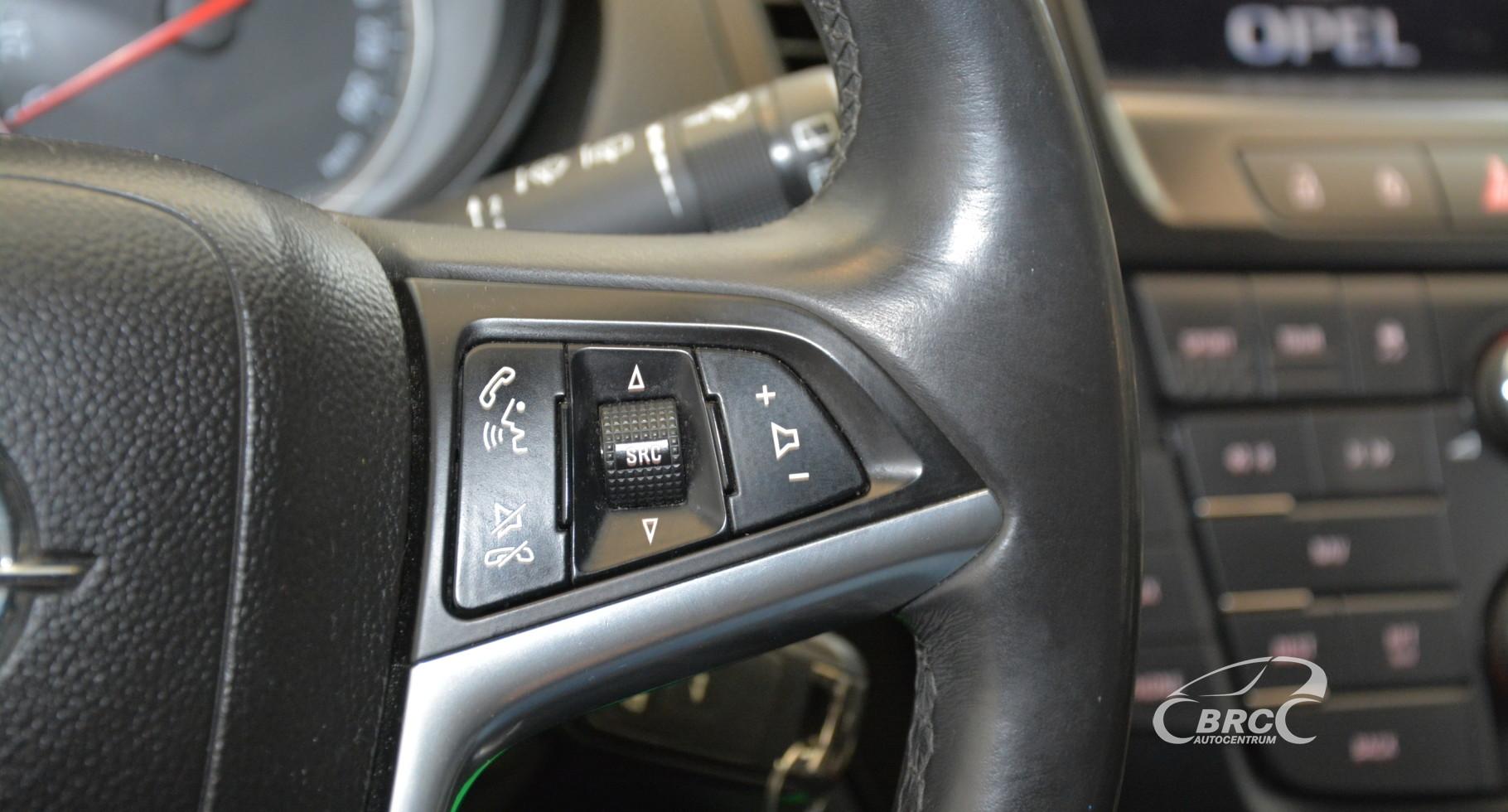 Opel Insignia 2.0 CDTI Sports Tourer