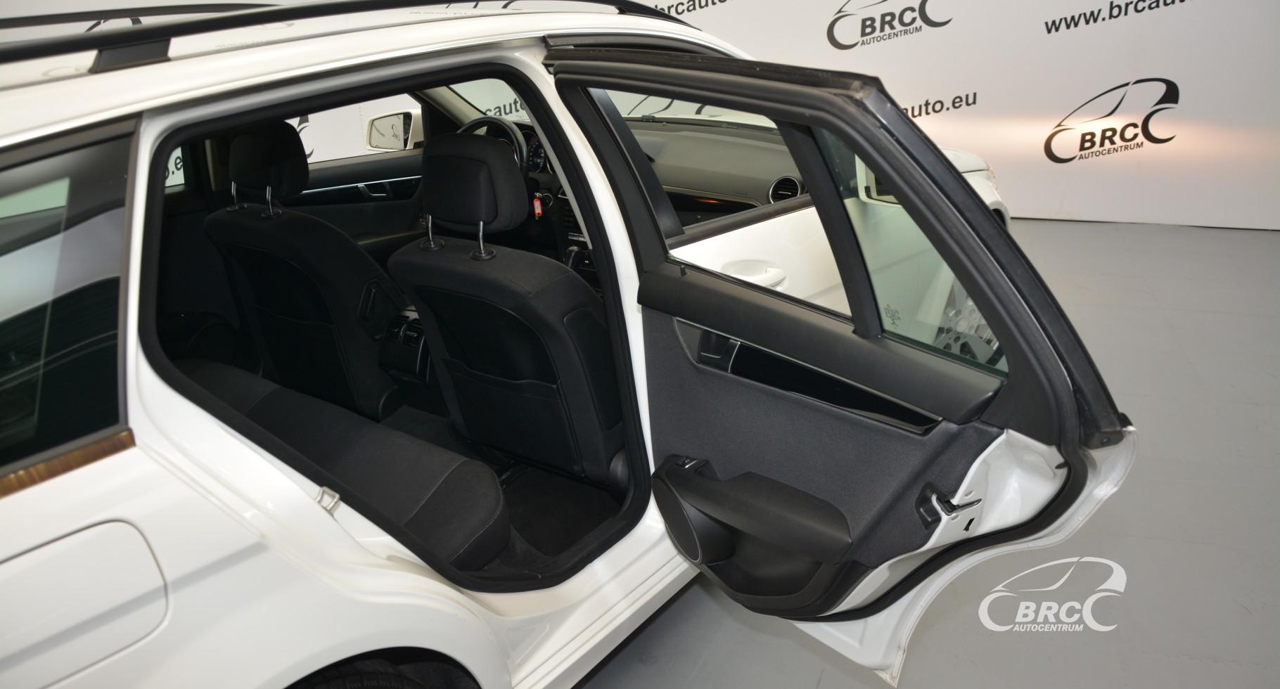 Mercedes-Benz C 180 T CDI Automatas