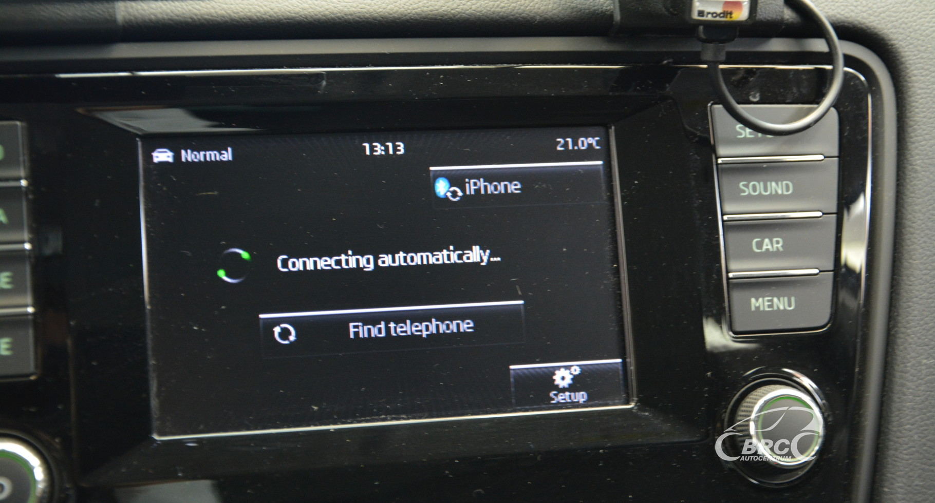 Skoda Octavia 2.0 TDI 4x4 Scout Automatas