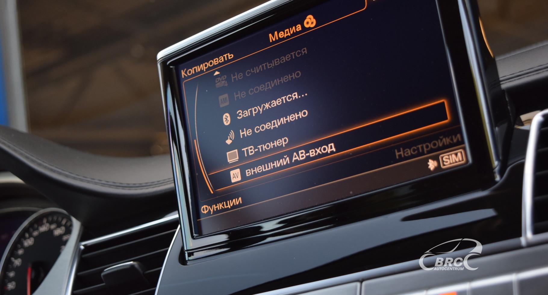 Audi A8 Long W12 Quattro