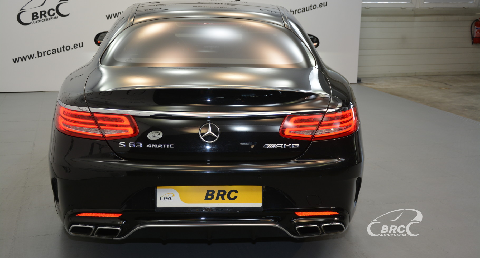 Mercedes-Benz S 63 AMG V8 BiTurbo 4MATIC Automatas
