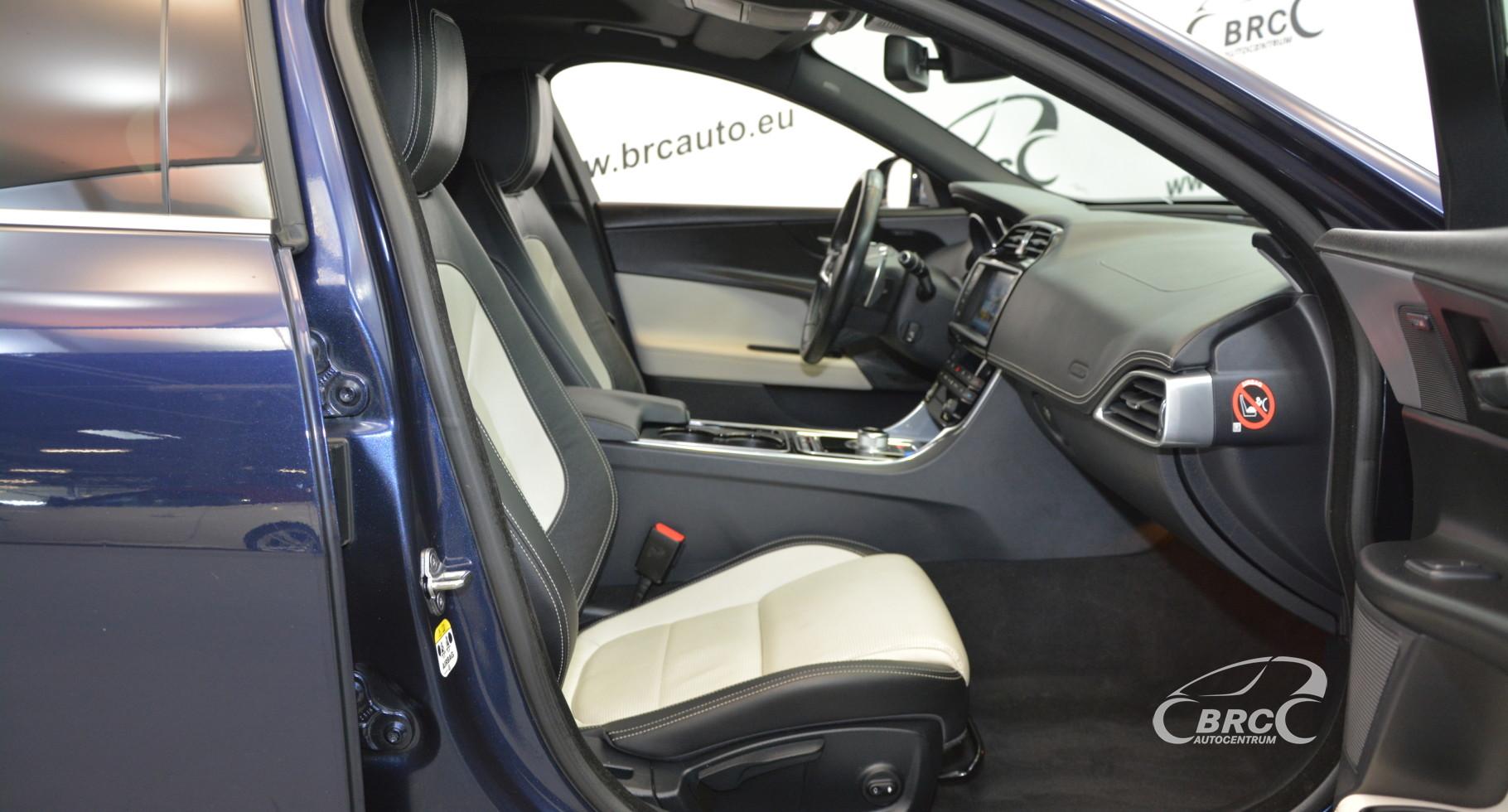 Jaguar XE 20d R-Sport Automatas
