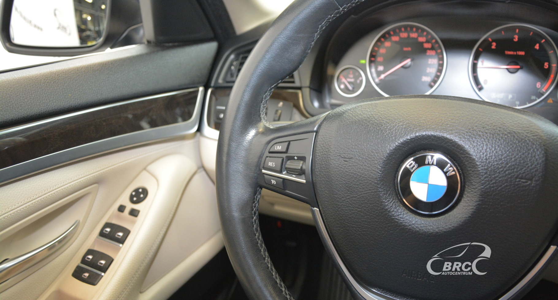 BMW 518 d Automatas