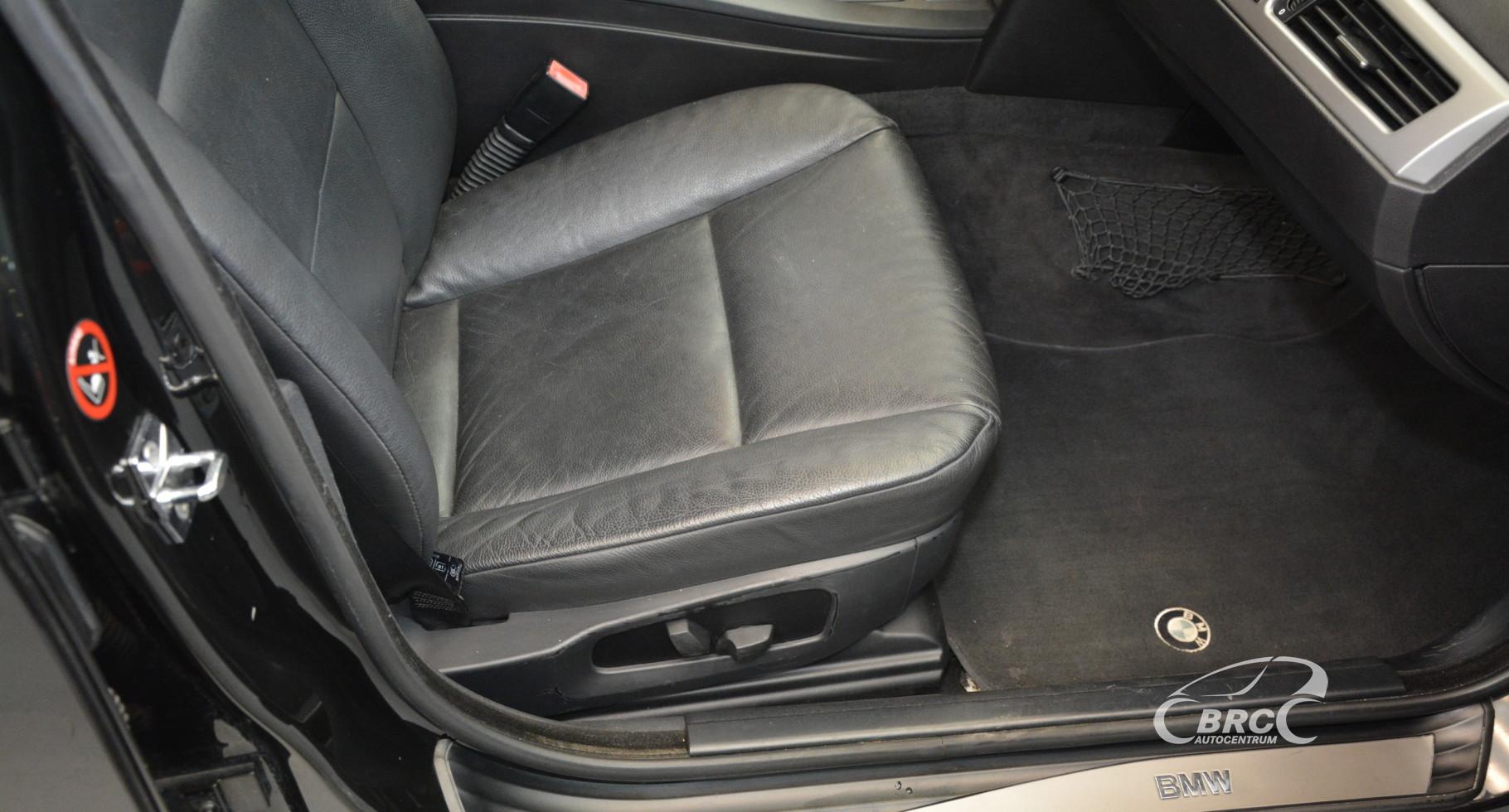BMW 525 d M-paket Automatas