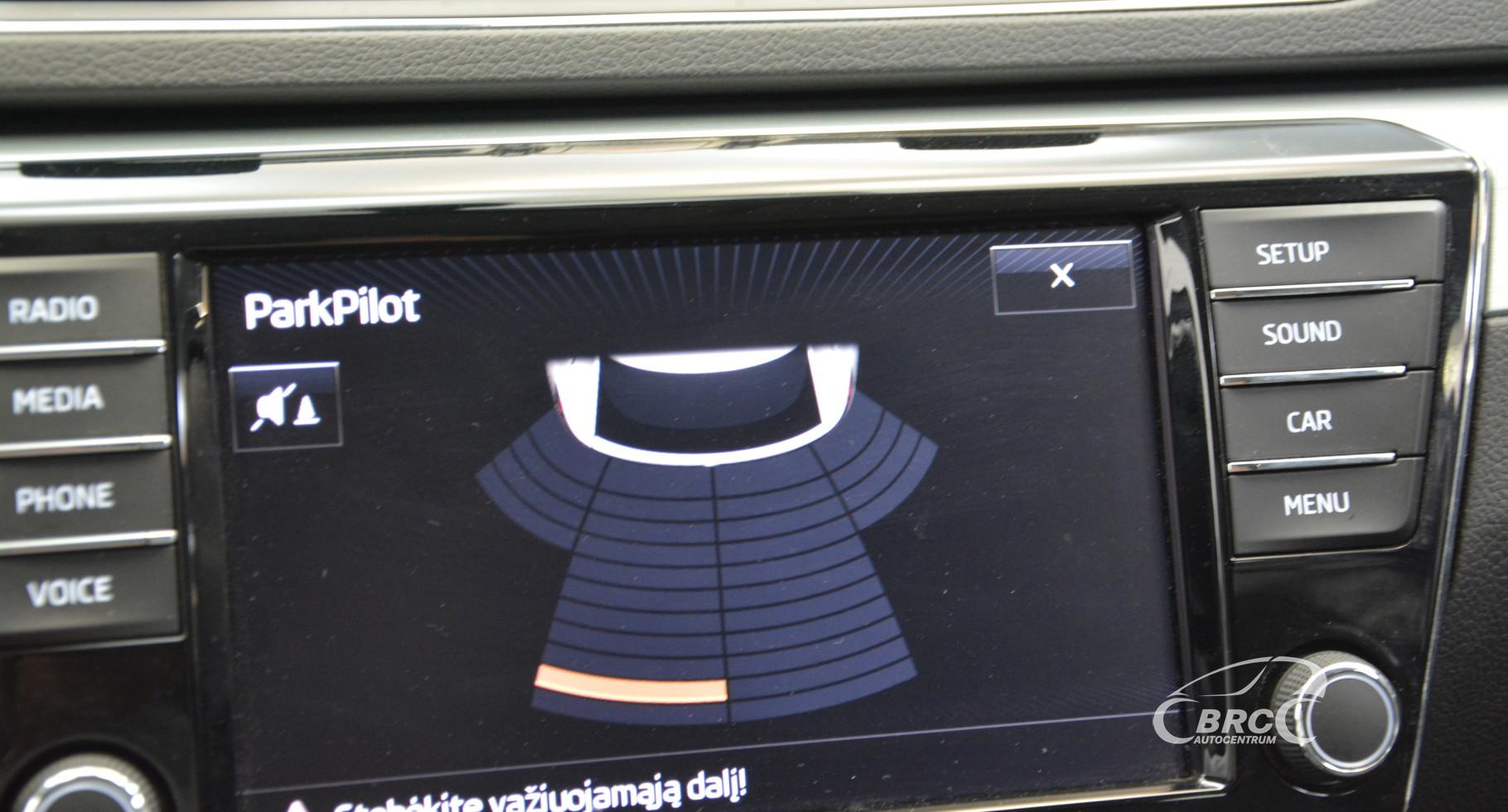 Skoda Superb 2.0 TDI Combi Ambiente Automatas