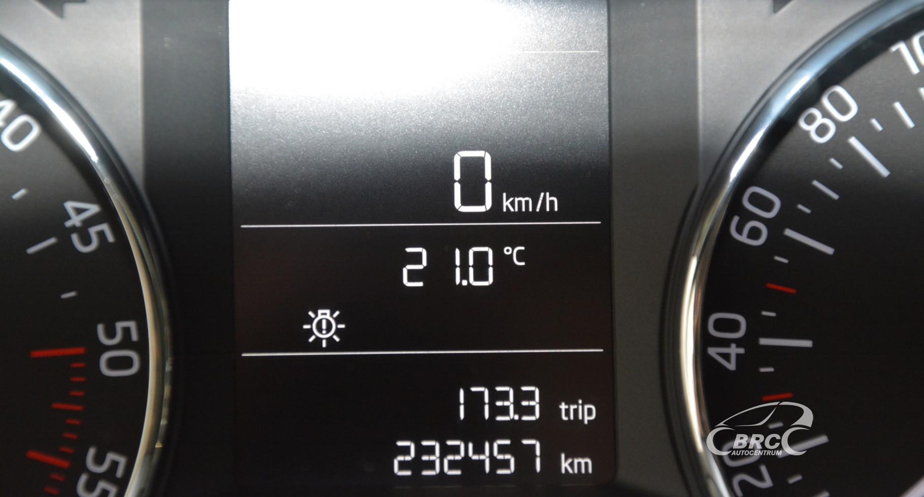 Skoda Octavia 1.6 TDI Ambiente