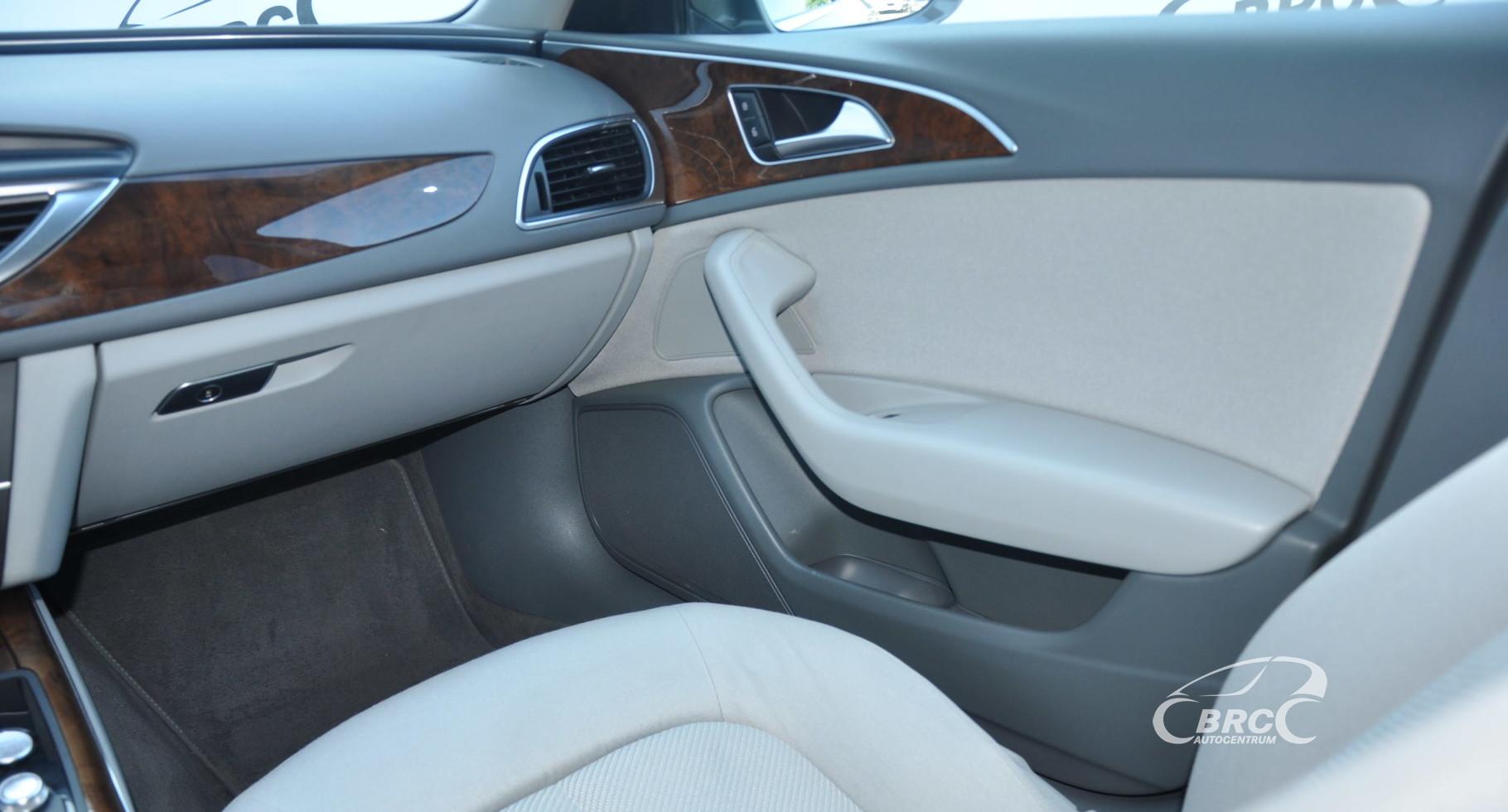 Audi A6 3.0 TDI Automatas