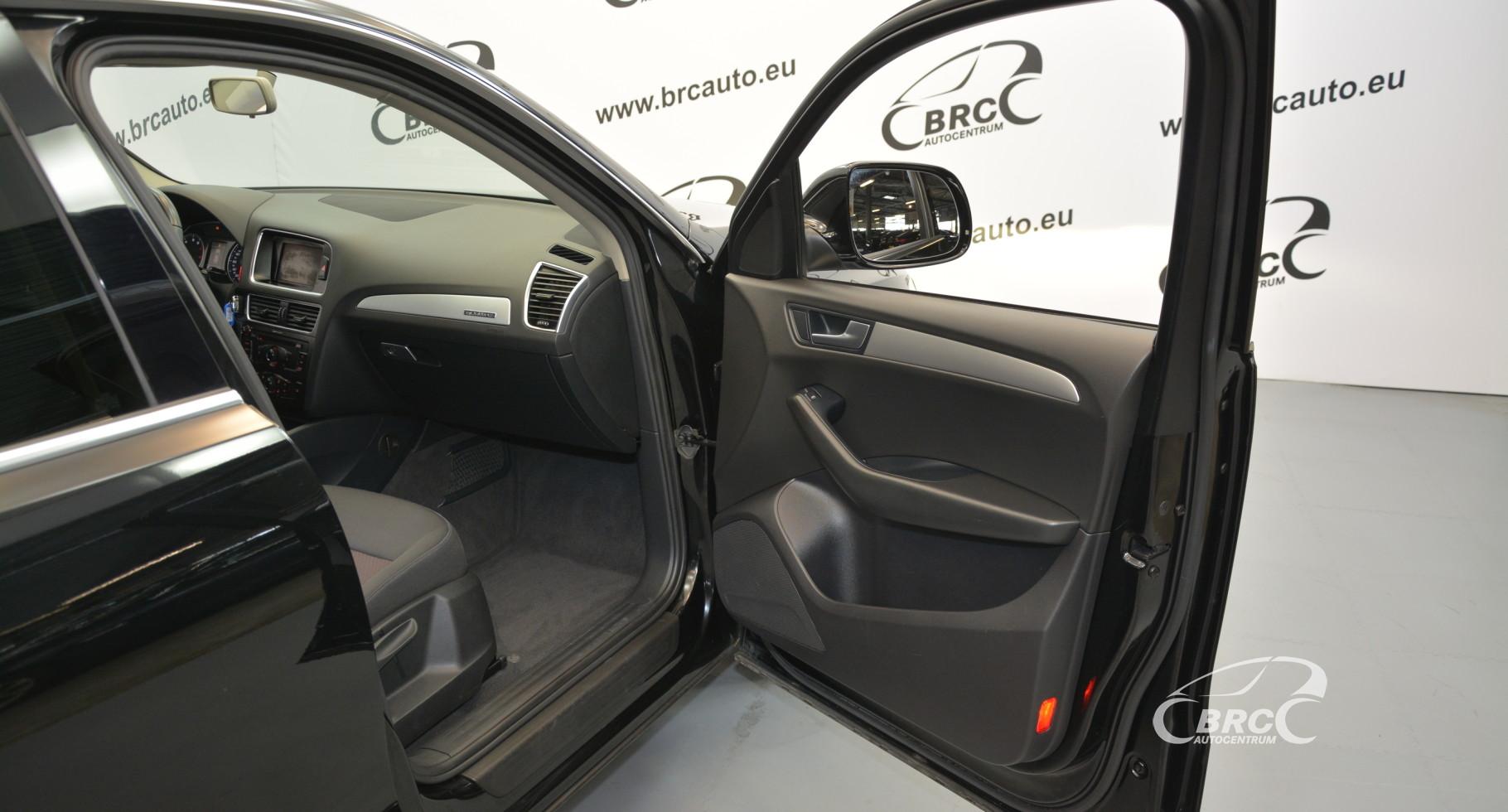 Audi Q5 2.0 TFSI Automatas