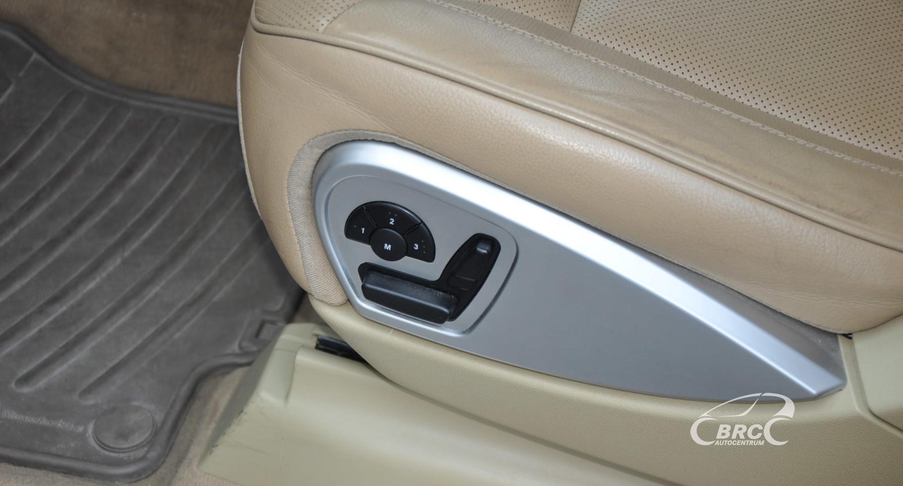 Mercedes-Benz GL 550 4Matic Automatas