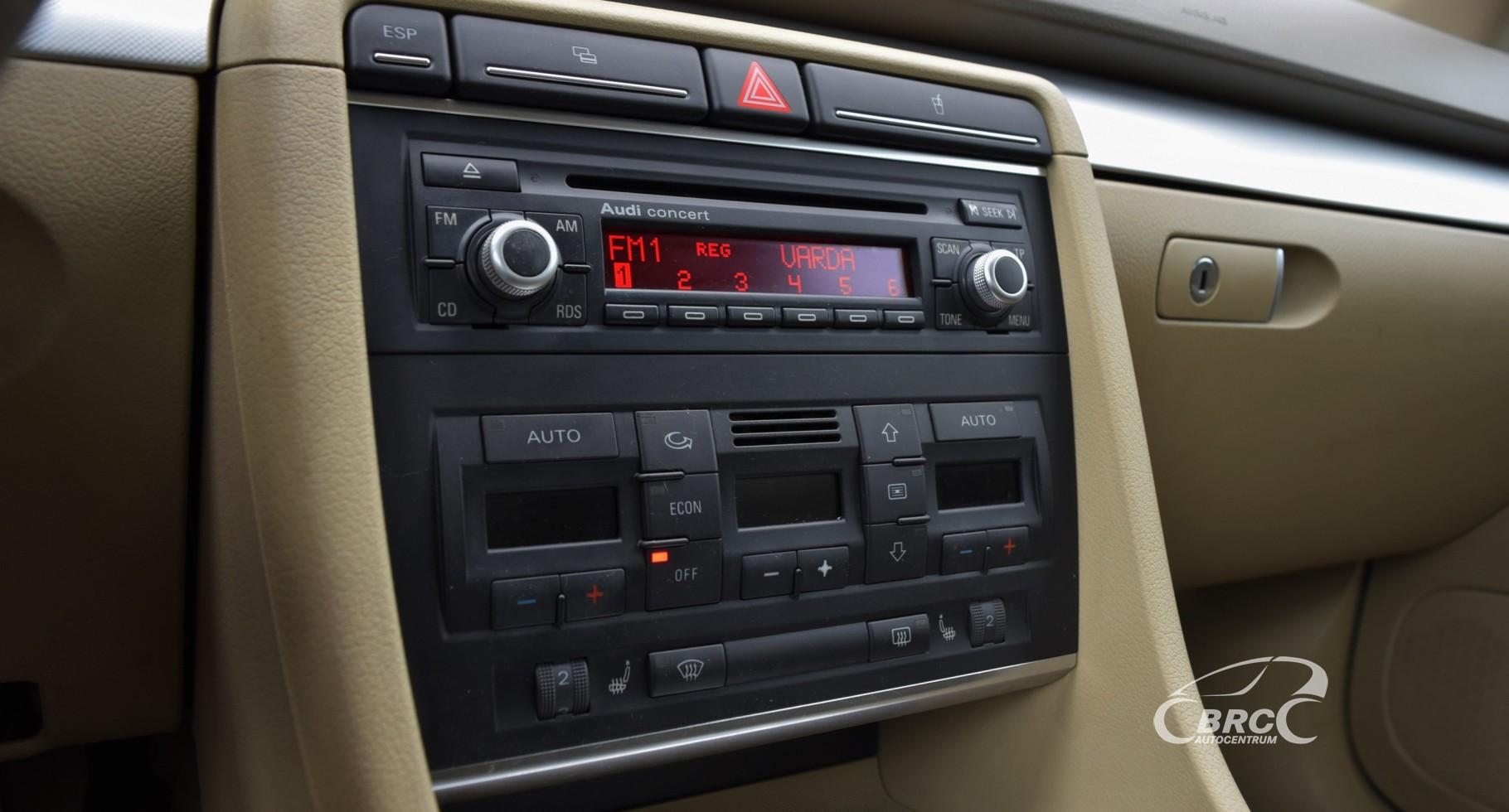 Audi A4 1.8T S-Line