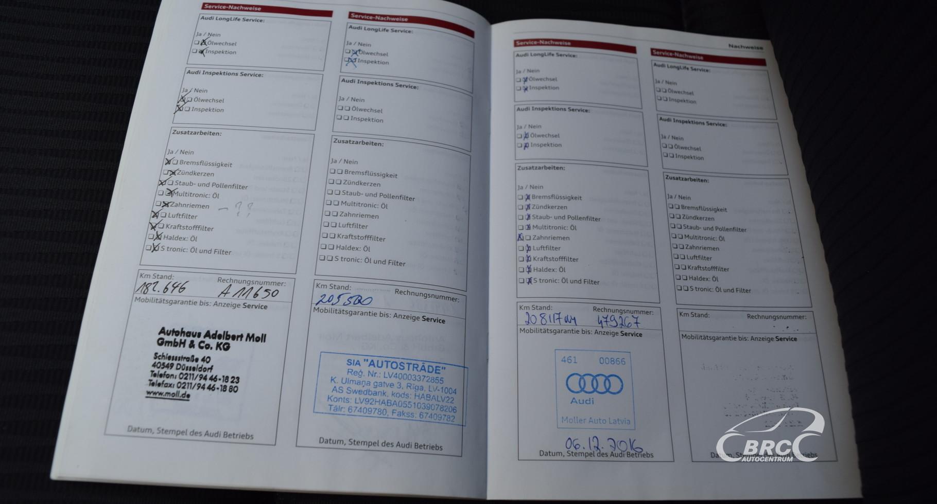 Audi A4 Avant TDI