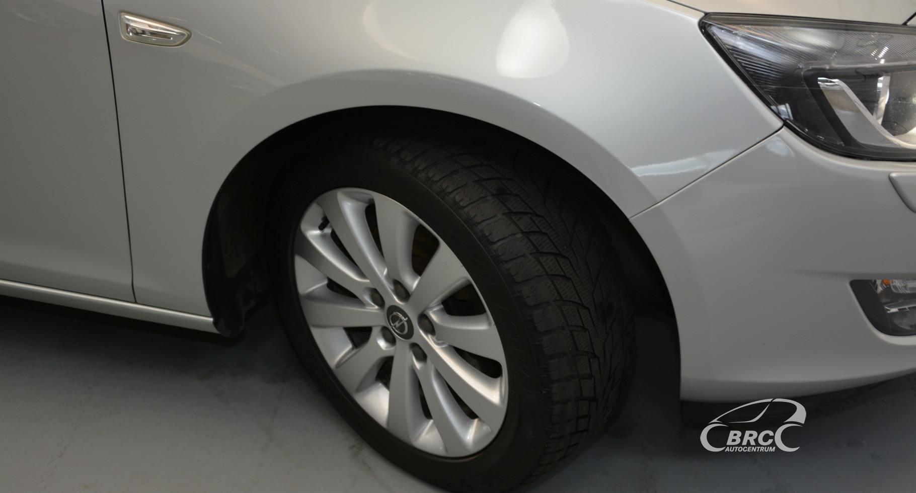 Opel Astra 1.7 CDTi Sports Tourer