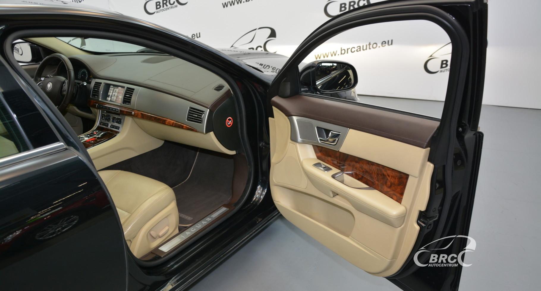 Jaguar XF 3.0 D V6 Automatas