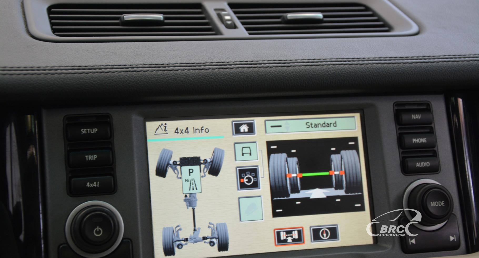 Land-Rover Range Rover 3.6 TDV8 Vogue Automatas