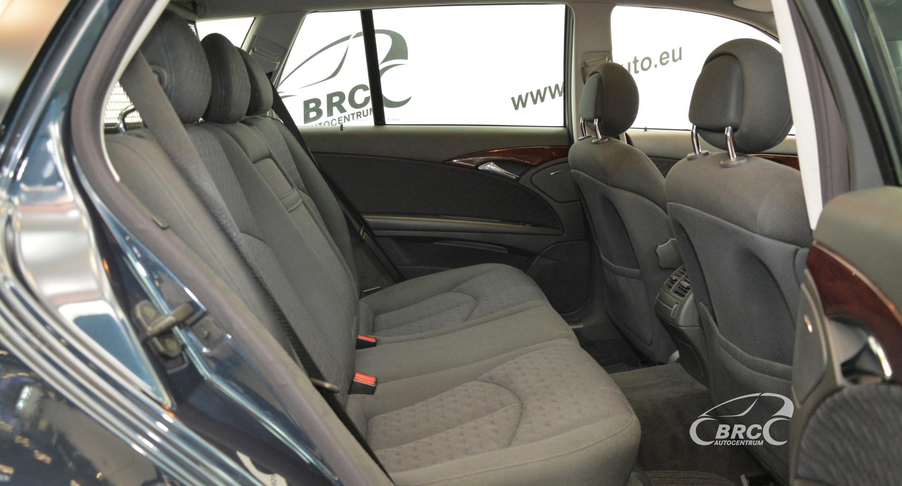 Mercedes-Benz E 320 T CDI Classic Automatas