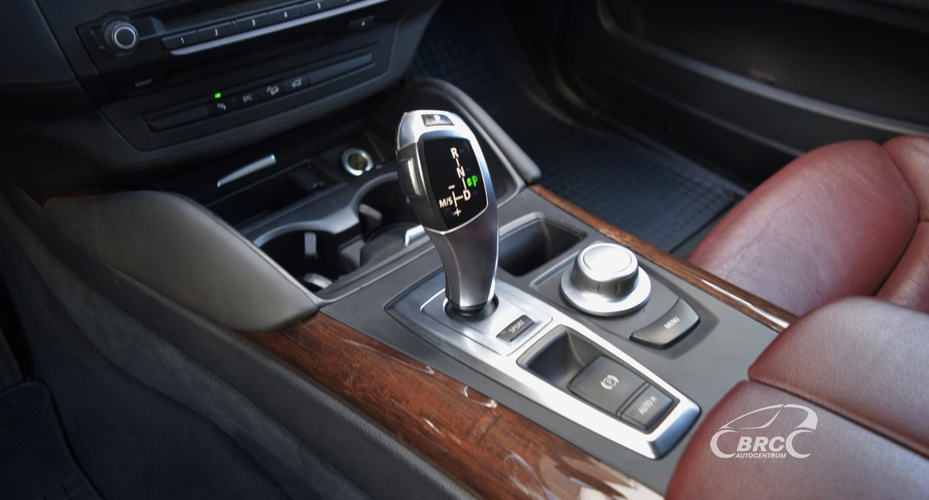 BMW X6 Xdrive 5.0i