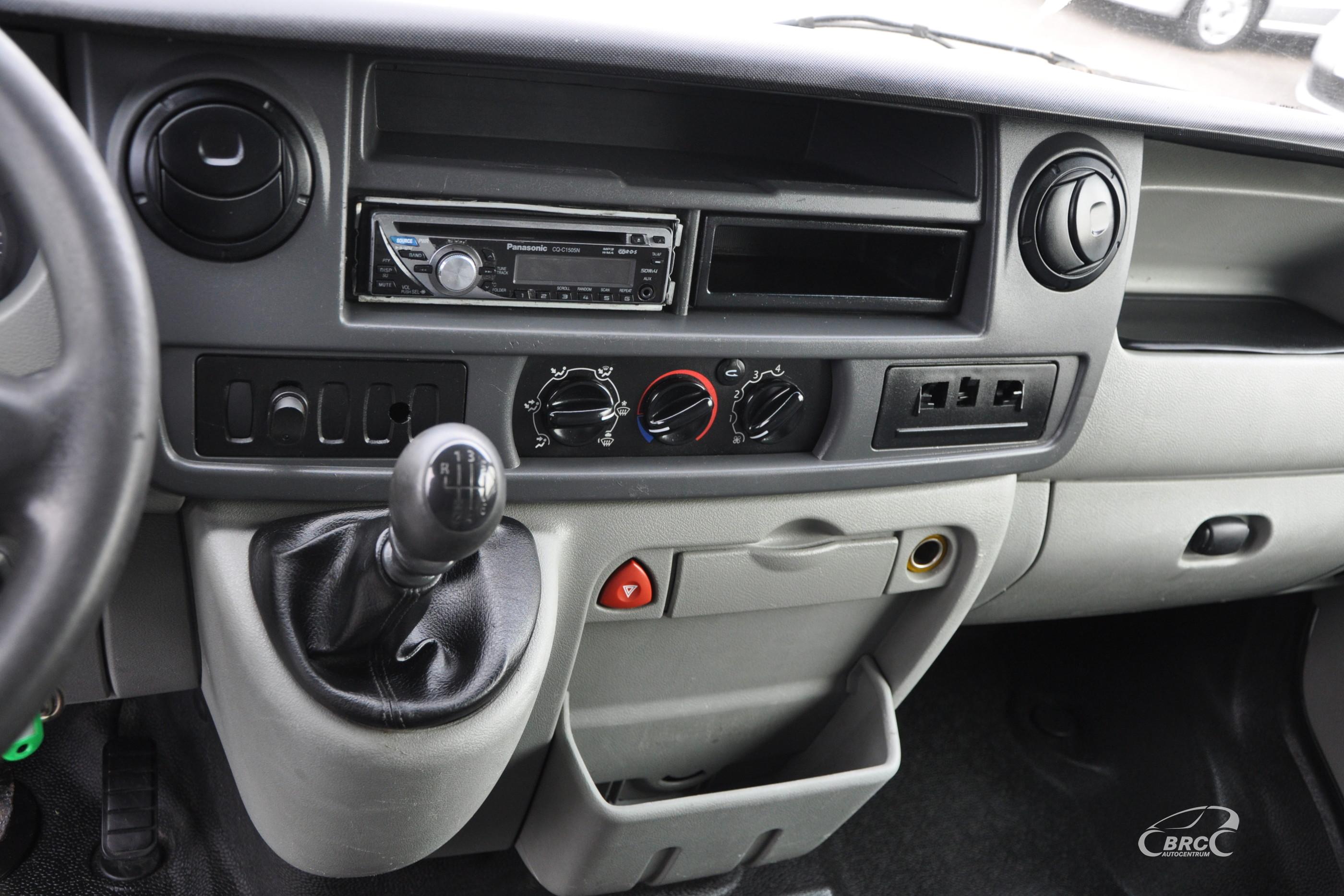 Renault Master 120 dCi