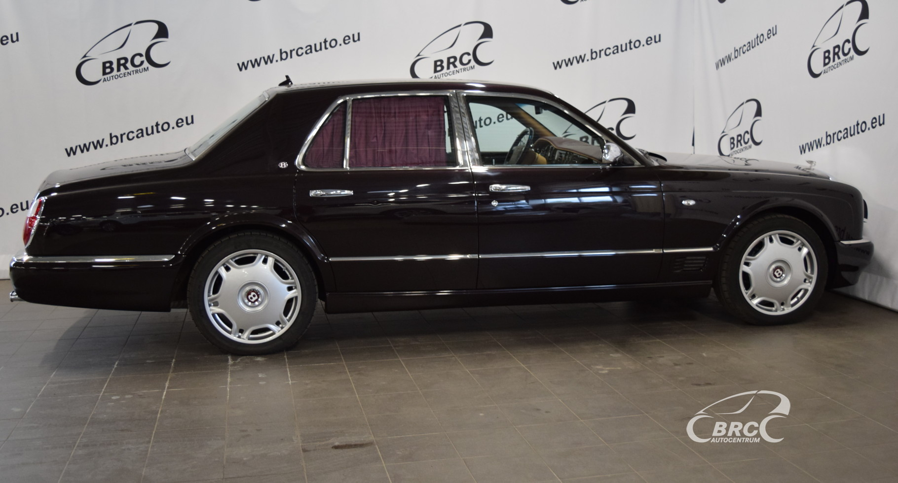 Bentley Arnage A/T