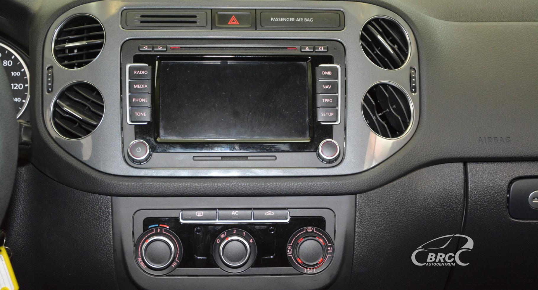 Volkswagen Tiguan 2.0 TSI Automatas