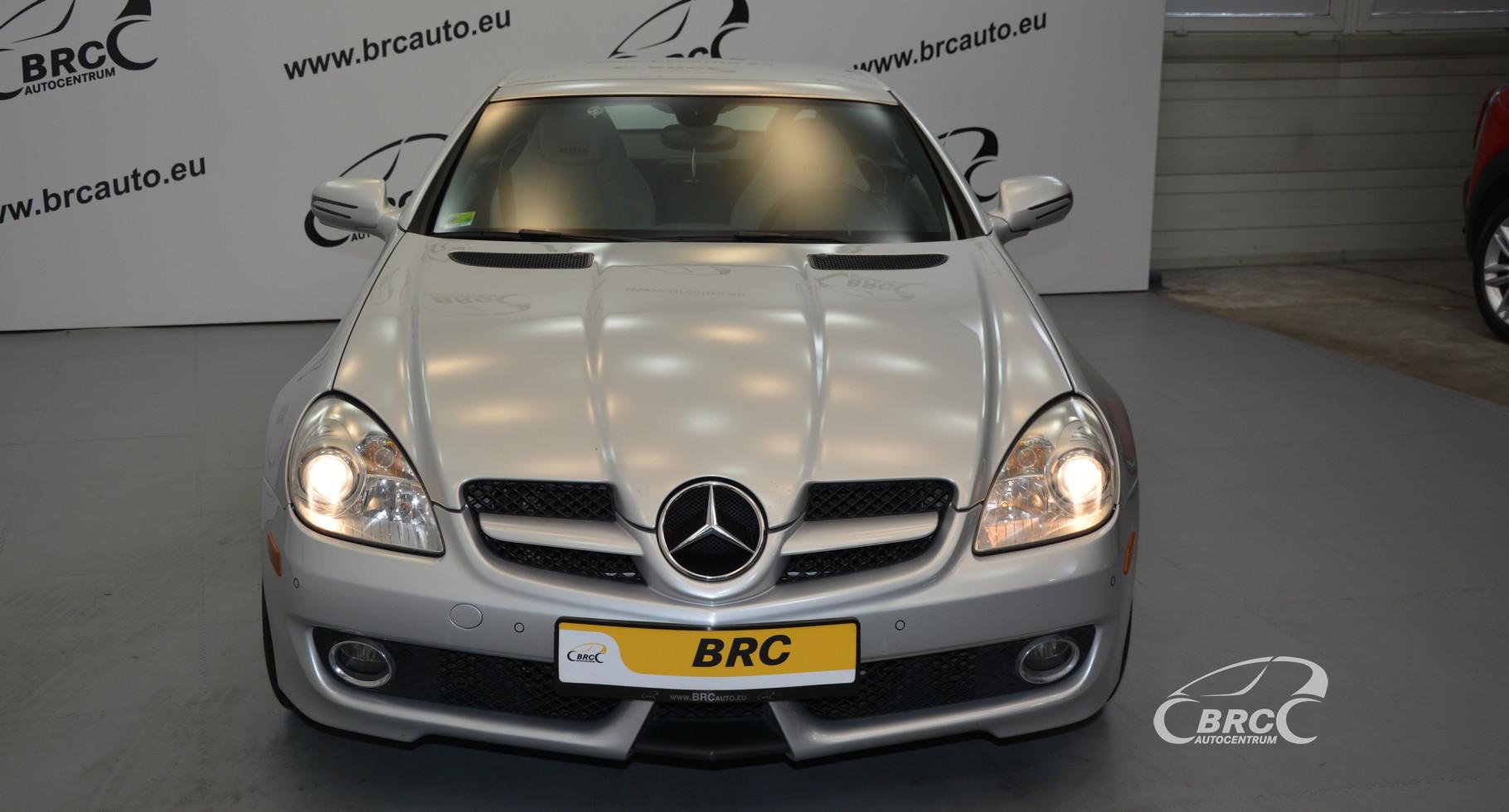 Mercedes-Benz SLK300 Automatas