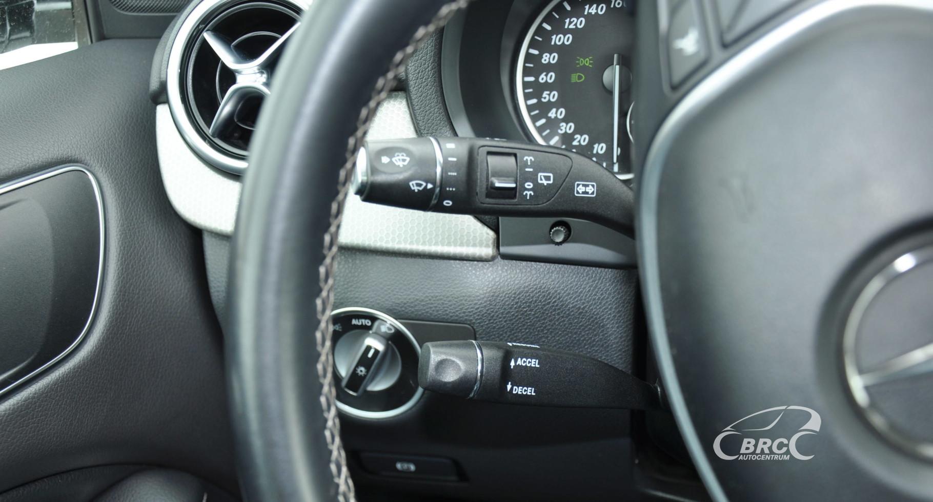 Mercedes-Benz B 250 Automatas