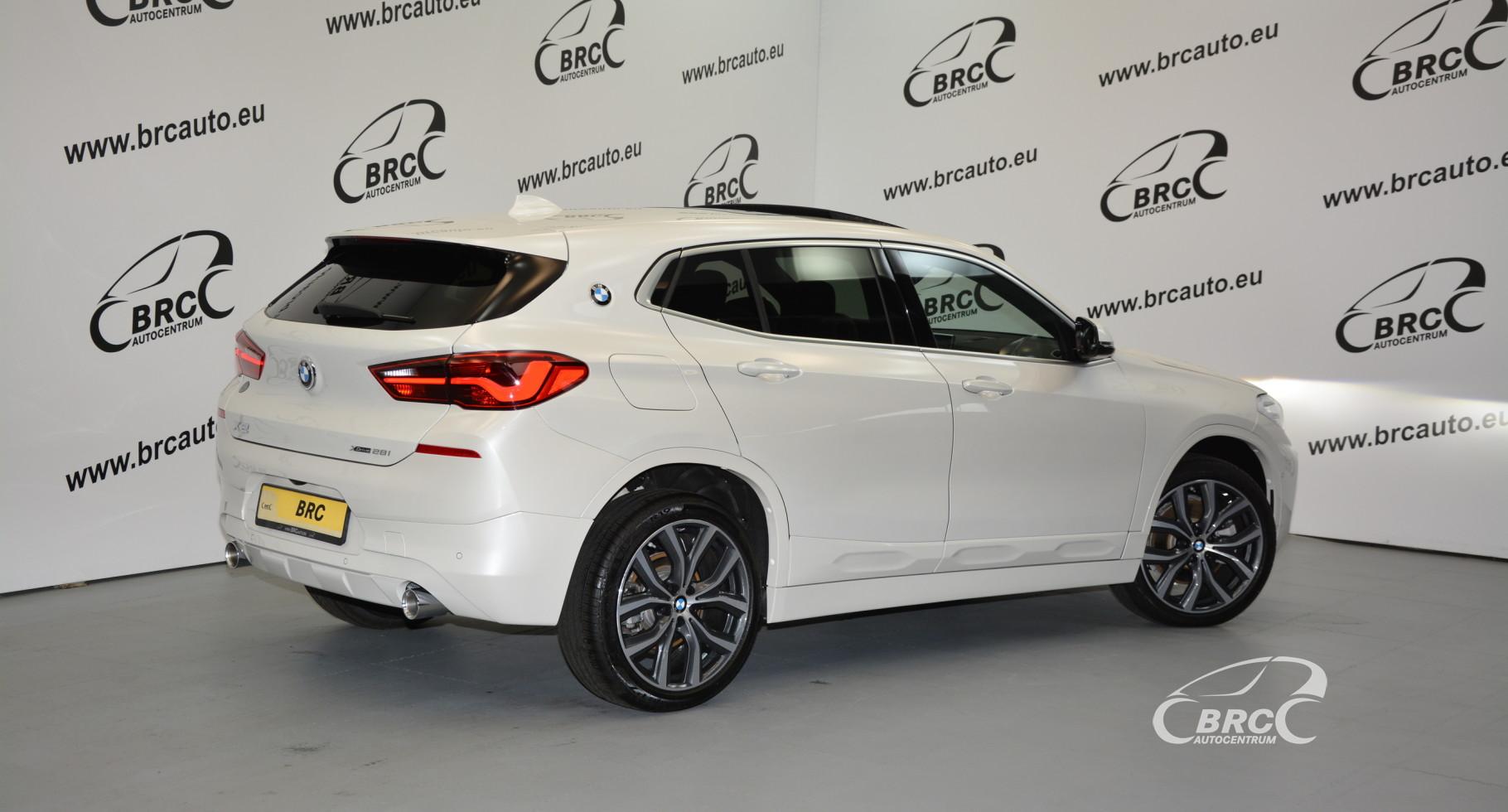 BMW X2 xDrive 28i Automatas
